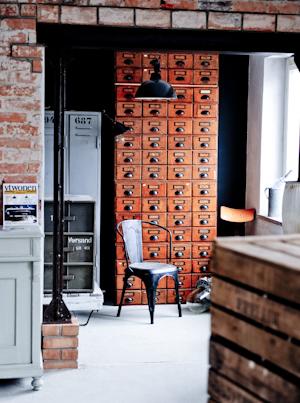 willkommen bei industrial deco f r loft und wohnen im. Black Bedroom Furniture Sets. Home Design Ideas